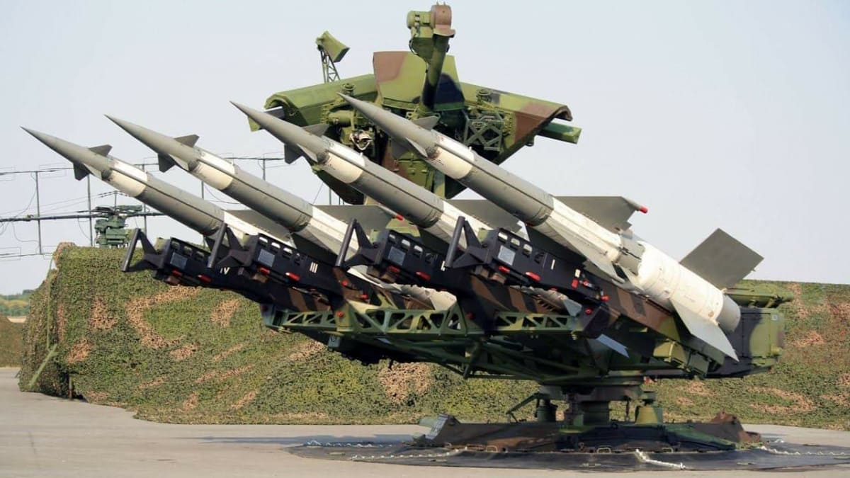 Full List of India's Air Defence System-Shield of India
