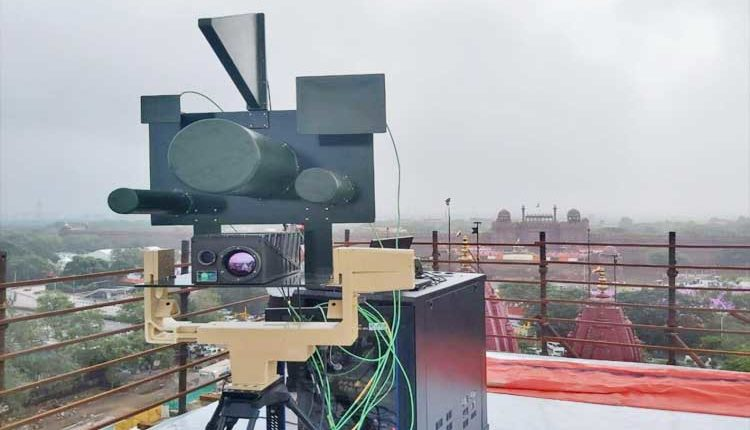 India anti-drone system